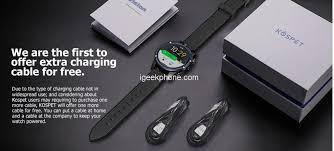 <b>Kospet Vision 4G Dual</b> Camera Smart Watch With Sports Watch 1.6 ...