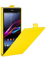 Флип-<b>чехол skinBOX для Sony</b> Xperia Z Ultra. skinBOX 3501440 в ...