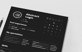 resume template cv on aiga member gallery this template is totally and only for your personal use