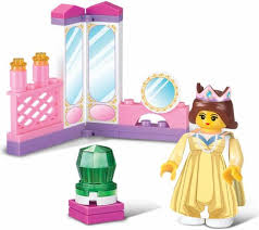 """Конструктор <b>Sluban</b> """"Розовая мечта: <b>Трюмо принцессы</b>"""" (29 ..."""