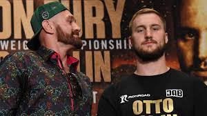 Tyson Fury vs. Otto Wallin fight prediction, date, card, odds, start time ...