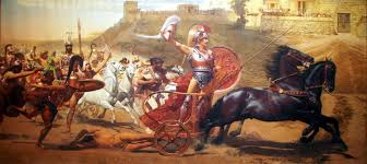 hector iliad essay triumph of achilles in corfu achilleion jpg baruch triumph of achilles in corfu achilleion