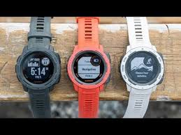 <b>Garmin Instinct</b> Review: Everything you need to know - YouTube