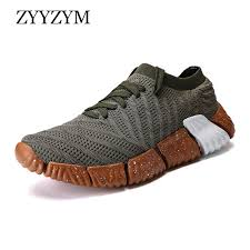 <b>ZYYZYM Men</b> Fashion Sneakers Lace Up Style Breathable <b>Mesh</b> ...
