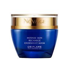 Ночная <b>маска</b> для интенсивного восстановления кожи NovAge ...