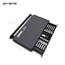 Купленный <b>JAKEMY JM</b>-<b>8170</b> 21 В 1 Портативный Инструмент ...