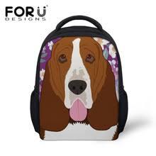 FORUDESIGNS/школьные <b>сумки для детей</b>, девочек, Basset ...