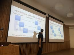 dealing data presentations now available research the rest of the day was filled presentations addressing a wide range of data challenges including topics such as data from the large hadron collider