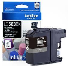 Купить <b>Картридж Brother LC563BK</b> по цене 741.0 в интернет ...