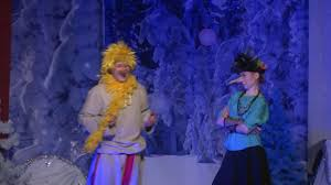 Новогодний спектакль для детей и взрослых «Я не <b>верю в Деда</b> ...