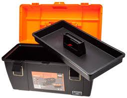 Купить <b>ящик для инструментов Bahco</b> PTB202510 (Black/Orange ...