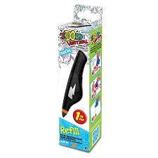 <b>Картридж для</b> 3D-ручки Вертикаль неоновый <b>Redwood</b>, цвет ...