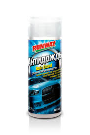 <b>Антидождь Runway</b> (добавка в бачок омывателя) (<b>150</b> мл) от ...