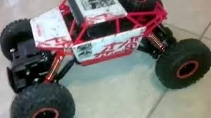"Р/у машинка HB - P1801 ""ROCK Crawler"", 4WD rally car, 2,4GHz, 1 ..."