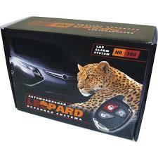 <b>Сигнализация Leopard NR-300</b>: купить за 1745 руб - цена ...