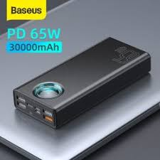 <b>Внешний аккумулятор Baseus</b> BS-30KP365 65W <b>Power</b> Bank