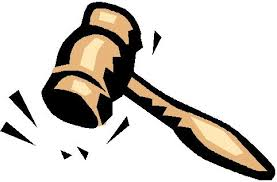Image result for auctioneer's gavel