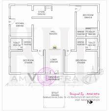 square feet house   floor plan sketch   Indian House PlansFloor plan sketch