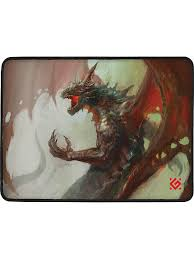 Игровой <b>коврик Dragon</b> Rage M <b>Defender</b> 5540436 в интернет ...