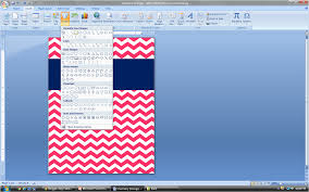 stay fabulous binder cover tutorial align it to the top go to the arrange category under the format tab and be sure it reaches the entire way across the page