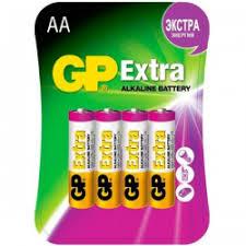 Отзывы о Алкалиновые <b>батарейки GP Extra</b>