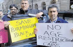 Image result for birmingham black cab