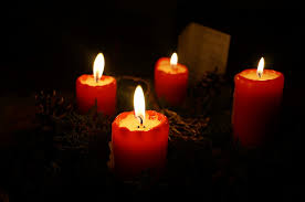 Image result for advent candles