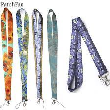Detail Feedback Questions about <b>Patchfan</b> Rainbow Key Straps ...