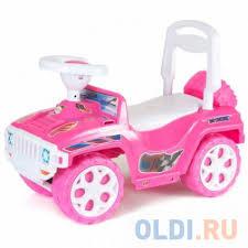<b>Каталка</b>-машинка <b>Orion Ориончик</b> пластик от 2 лет на колесах ...