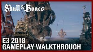 <b>Skull</b> & Bones: E3 2018 The Hunting Grounds   Gameplay ...