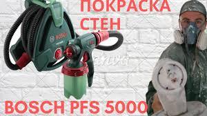 Ремонт и краскопульт <b>Bosch PFS 5000</b>.Как заработать 10000 ...