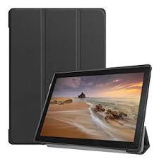 Xindayi Lenovo Tab E10 Case, Ultra Slim Tri-fold PU ... - Amazon.com