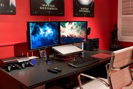 awesome home office 2 2 office office desk setup ideas stunning awesome computer desk on furniture amazing home office desktop computer