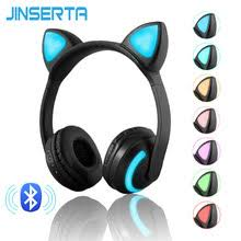 Best value <b>Headphones</b> with <b>Cat Ears</b> Glow – Great deals on ...