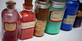 Forbes pigment collection serves as teaching tool, resource, and ...