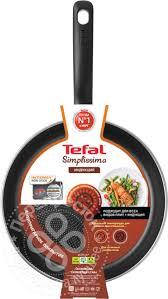 Купить <b>Сковорода Tefal</b> Simplissima индукционная <b>26см с</b> ...