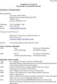 curriculum vitae yovanska m duart eacute v eacute lez pdf ymduarte ipsi uprrp edu ing assistant professor department of psychiatry and human