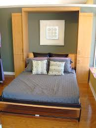 murphy beds for smaller living spaces wooden floor bedroom living spaces small
