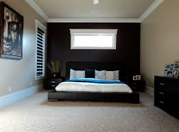 view in gallery sleek black accent wall idea for the bedroom asian inspired bedroom furniture