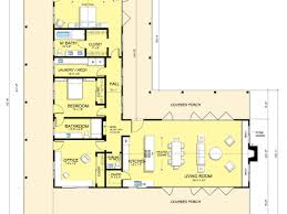 L shaped Range Home Plans L shaped Ranch House Plans  single story    L shaped Range Home Plans L shaped Ranch House Plans
