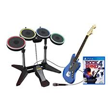 Rock Band Rivals Band Kit for PlayStation 4: Video ... - Amazon.com