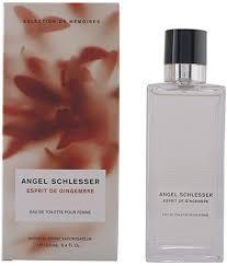 <b>Angel Schlesser esprit de</b> gingembre eau de toilette spray pour ...