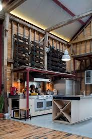 ancient party barn a playful re working of historic agricultural buildings 11 agri office mezzanine