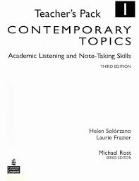 contemporary topics academic listening and note taking skills contemporary topics 2 academic listening and note a students guide to presentations making your presentation count sage essential study skills