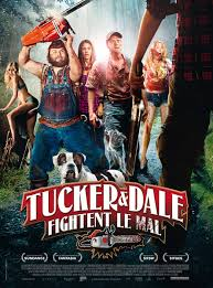 Tucker & Dale fightent le mal poster