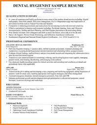 dental hygiene resume   agreementtemplates infois homework helpful or harmful help writing personal statement