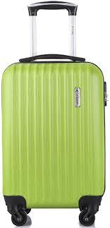 <b>Чемодан L'Case Krabi</b> Зеленый 18 (S) 21*37*54 купить в ...
