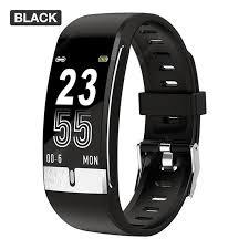 <b>E66 Fitness Tracker</b> Bracelet Body Temperature ECG Smart ...
