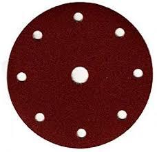 <b>Metabo</b> 625743000 <b>P180</b> 25 Sanding Discs, Green, <b>150 mm</b> ...