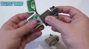 <b>Газовый вставной блок</b> Zippo 65826 Single Torch подходит в ...